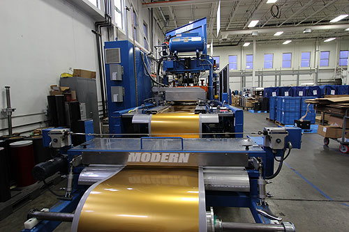 Plastics Decorating Expanding The Market For In Mold
