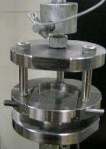 Figure 2. Custom Pull Test Fixture