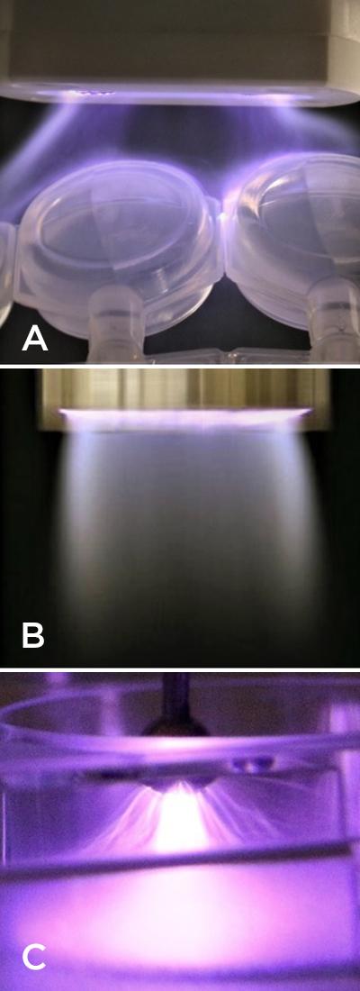 plasma surface pretreatments